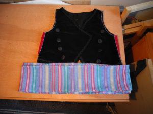 boys vest and zonari
